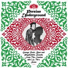 VA - Persian Underground - LP